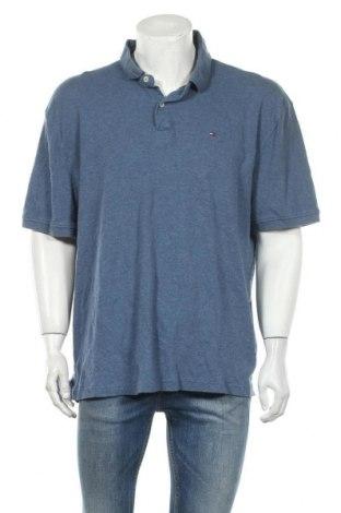 Ανδρικό t-shirt Tommy Hilfiger, Μέγεθος XXL, Χρώμα Μπλέ, Βαμβάκι, Τιμή 20,98€