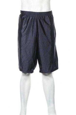 Ανδρικό κοντό παντελόνι Athletic Works, Μέγεθος XL, Χρώμα Μπλέ, 100% πολυεστέρας, Τιμή 6,78€