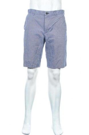 Ανδρικό κοντό παντελόνι Club Monaco, Μέγεθος L, Χρώμα Μπλέ, Βαμβάκι, Τιμή 24,03€