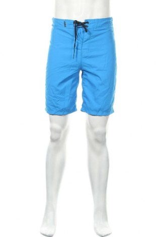Мъжки къс панталон Hurley, Размер M, Цвят Син, 100% полиестер, Цена 26,78лв.