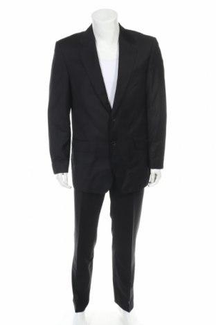 Pánský oblek  Vistula, Velikost M, Barva Černá, Vlna, Cena  531,00Kč
