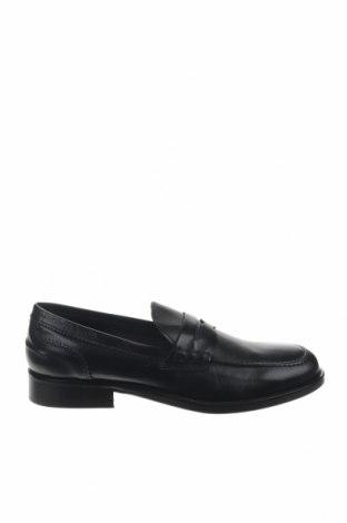 Мъжки обувки CAFèNOIR, Размер 42, Цвят Черен, Естествена кожа, Цена 32,25лв.