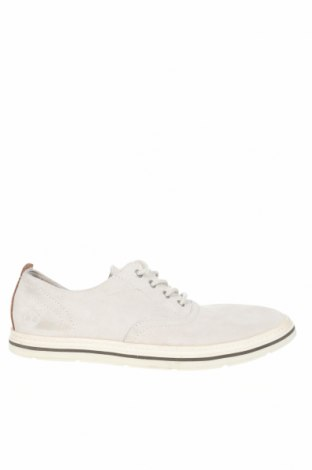 Мъжки обувки Timberland, Размер 40, Цвят Сив, Естествен велур, Цена 58,50лв.