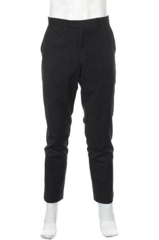 Мъжки панталон, Размер L, Цвят Черен, Цена 19,32лв.