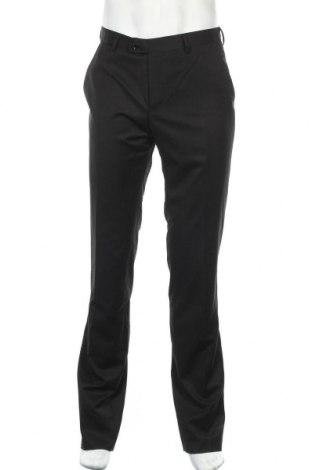 Ανδρικό παντελόνι Armand Thiery, Μέγεθος S, Χρώμα Μαύρο, 68% πολυεστέρας, 32% βισκόζη, Τιμή 7,91€