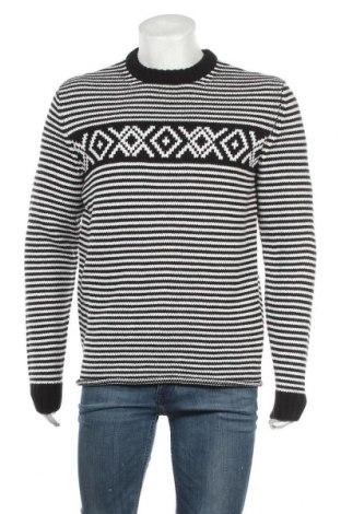Мъжки пуловер Reserved, Размер L, Цвят Черен, Акрил, Цена 20,80лв.