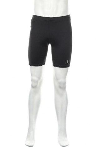 Мъжки спортен клин Vittorio Rossi, Размер M, Цвят Черен, 90% полиамид, 10% еластан, Цена 16,17лв.