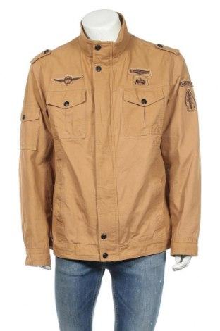 Pánská bunda , Velikost XL, Barva Béžová, Cena  274,00Kč