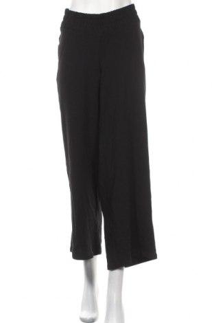 Панталон за бременни H&M Mama, Размер M, Цвят Черен, Полиестер, Цена 15,02лв.