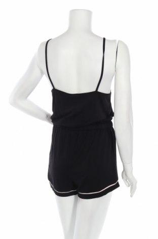 Пижама Missguided, Размер S, Цвят Черен, 96% вискоза, 4% еластан, Цена 16,77лв.