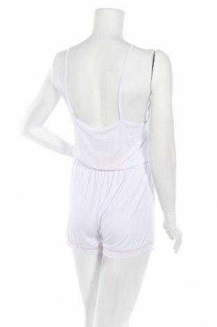 Пижама Missguided, Размер S, Цвят Бял, 96% вискоза, 4% еластан, Цена 29,25лв.