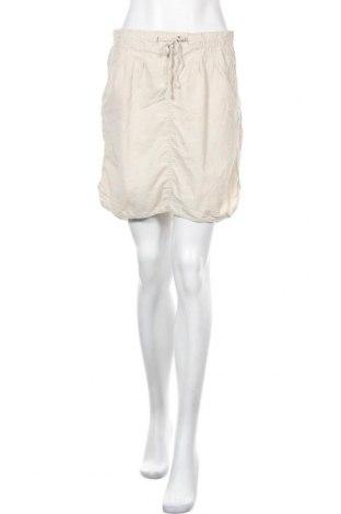 Пола Up 2 Fashion, Размер M, Цвят Бежов, 55% лен, 45% памук, Цена 5,78лв.