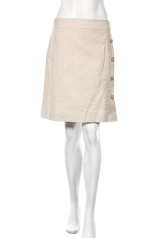 Пола Ann Taylor, Размер L, Цвят Бежов, 98% памук, 2% еластан, Цена 35,91лв.