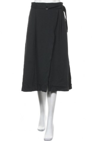 Φούστα Massimo Dutti, Μέγεθος M, Χρώμα Πράσινο, 87% βισκόζη, 13% μαλλί, Τιμή 22,95€
