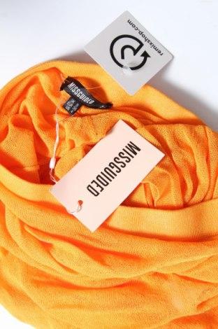 Пола Missguided, Размер S, Цвят Оранжев, 89% вискоза, 11% полиамид, Цена 8,82лв.
