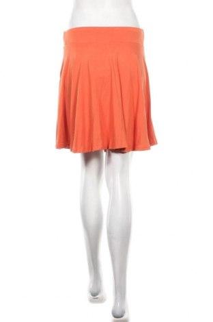 Пола Smash, Размер L, Цвят Оранжев, 95% вискоза, 5% еластан, Цена 11,00лв.