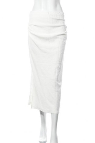 Пола за бременни Missguided, Размер S, Цвят Бял, Цена 40,67лв.