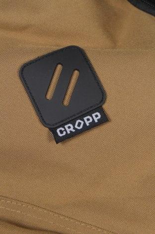 Раница Cropp, Цвят Зелен, Текстил, Цена 36,75лв.