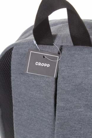 Раница за лаптоп Cropp, Цвят Сив, Текстил, Цена 44,25лв.