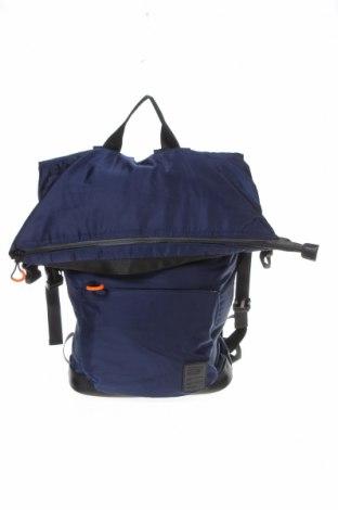 Раница за лаптоп Reserved, Цвят Син, Текстил, Цена 32,45лв.