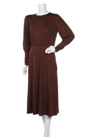 Φόρεμα Aware by Vero Moda, Μέγεθος M, Χρώμα Καφέ, 94% πολυεστέρας, 6% ελαστάνη, Τιμή 12,45€