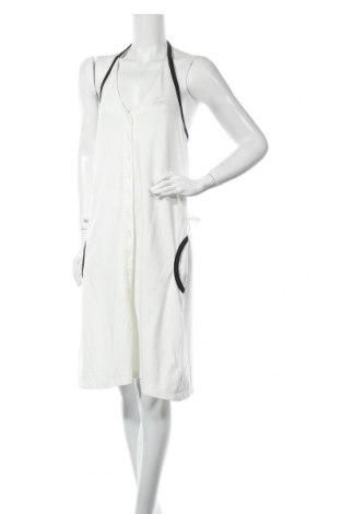 Šaty  Lacoste, Velikost L, Barva Bílá, 94% bavlna, 6% elastan, Cena  686,00Kč
