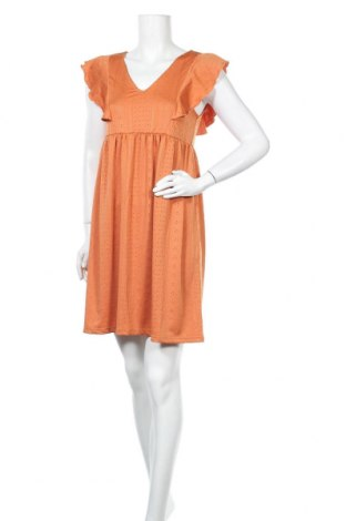 Рокля Mamalicious, Размер M, Цвят Оранжев, 96% полиестер, 4% еластан, Цена 17,25лв.