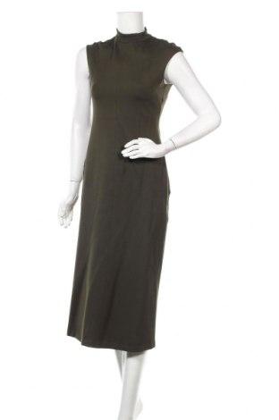 Šaty  Marks & Spencer Autograph, Velikost XS, Barva Zelená, 76% viskóza, 21% polyamide, 3% elastan, Cena  351,00Kč