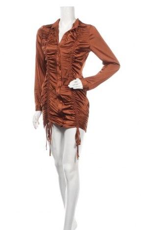 Šaty  Missguided, Velikost S, Barva Hnědá, Cena  189,00Kč