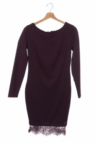 Φόρεμα Mohito, Μέγεθος XS, Χρώμα Βιολετί, 77% πολυεστέρας, 20% βισκόζη, 3% ελαστάνη, Τιμή 14,44€