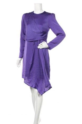 Φόρεμα Mohito, Μέγεθος S, Χρώμα Βιολετί, Πολυεστέρας, Τιμή 17,79€