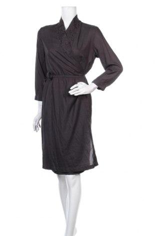 Φόρεμα Noa Noa, Μέγεθος L, Χρώμα Γκρί, 55% βισκόζη, 45% βαμβάκι, Τιμή 69,56€