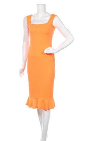 Φόρεμα Simple Wish, Μέγεθος S, Χρώμα Πορτοκαλί, Τιμή 11,55€
