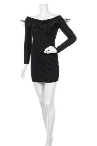 Рокля Top Fashion, Размер S, Цвят Черен, Цена 26,00лв.