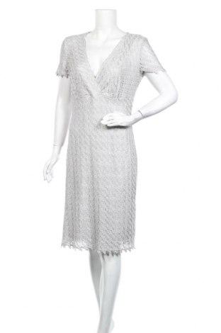 Φόρεμα Vera Mont, Μέγεθος M, Χρώμα Γκρί, Πολυεστέρας, Τιμή 31,18€