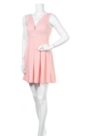 Φόρεμα Wal G, Μέγεθος S, Χρώμα Ρόζ , 95% πολυεστέρας, 5% ελαστάνη, Τιμή 9,37€
