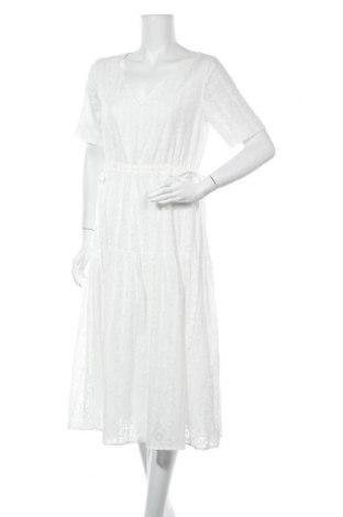 Φόρεμα Y.A.S, Μέγεθος M, Χρώμα Λευκό, 65% βαμβάκι, 35% πολυεστέρας, Τιμή 22,94€