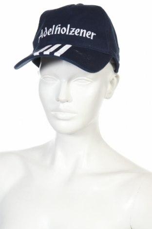 Čepice  Adidas, Barva Modrá, Bavlna, Cena  623,00Kč