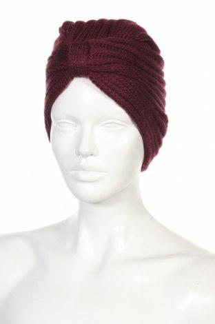 Καπέλο ONLY, Χρώμα Κόκκινο, Ακρυλικό, Τιμή 3,75€
