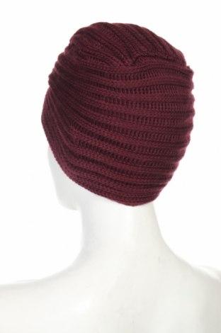Καπέλο ONLY, Χρώμα Κόκκινο, Ακρυλικό, Τιμή 10,05€