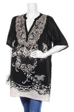 Туника La Redoute Taillissime, Размер XL, Цвят Черен, Цена 11,97лв.