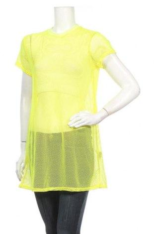 Τουνίκ Missguided, Μέγεθος S, Χρώμα Κίτρινο, 95% πολυεστέρας, 5% ελαστάνη, Τιμή 10,83€