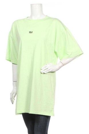 Туника Missguided, Размер S, Цвят Зелен, Цена 30,40лв.