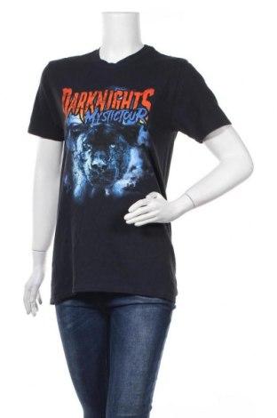 Дамска тениска Missguided, Размер S, Цвят Син, Цена 15,40лв.