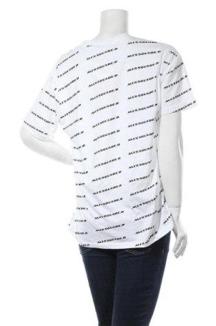 Дамска тениска Missguided, Размер S, Цвят Бял, 52% полиестер, 48% памук, Цена 10,40лв.