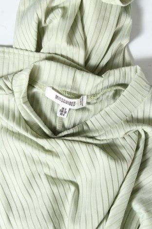 Τουνίκ Missguided, Μέγεθος S, Χρώμα Πράσινο, 95% πολυεστέρας, 5% ελαστάνη, Τιμή 9,84€