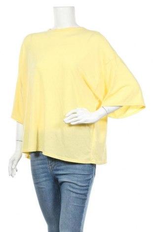 Τουνίκ Missguided, Μέγεθος S, Χρώμα Κίτρινο, 95% πολυεστέρας, 5% ελαστάνη, Τιμή 6,35€