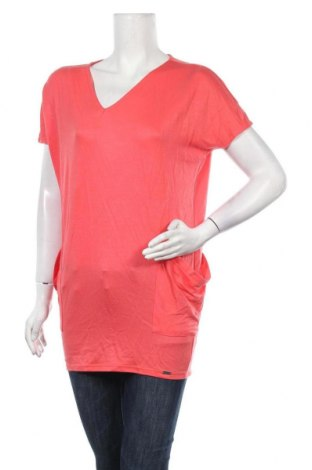 Туника Mohito, Размер XS, Цвят Розов, 50% полиестер, 50% модал, Цена 9,75лв.
