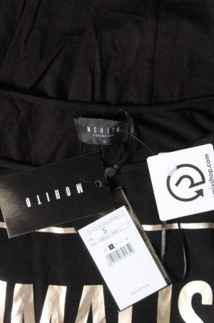 Τουνίκ Mohito, Μέγεθος S, Χρώμα Μαύρο, Πολυεστέρας, Τιμή 10,65€