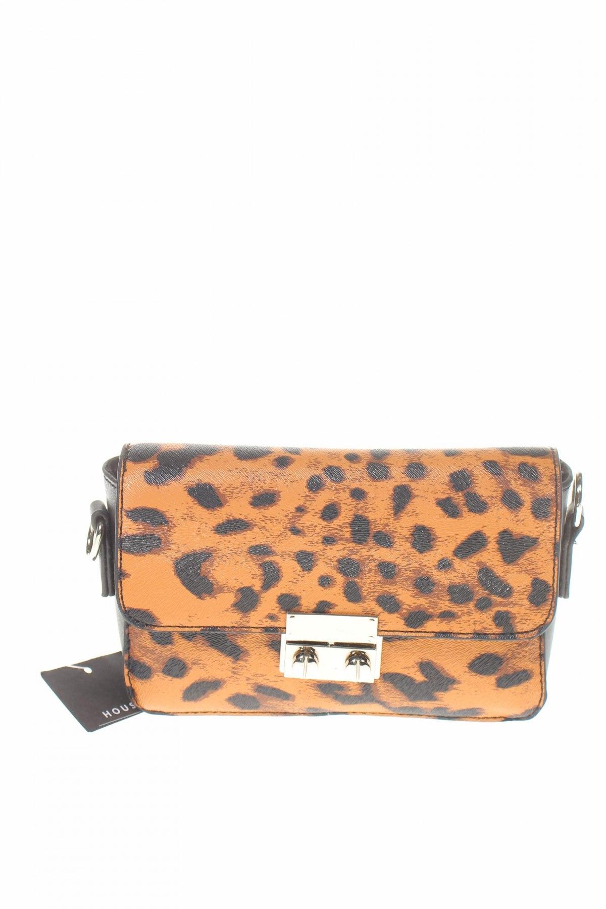 Дамска чанта House, Цвят Многоцветен, Еко кожа, Цена 24,50лв.